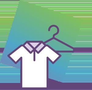 Choose the correct wardrobe Icon