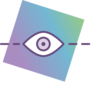 Film at eye level Icon